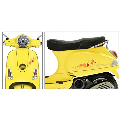 Autographix STAR STRUCK 1105B (4)2 Wheeler Graphix