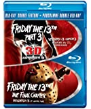Friday the 13th Part III/ Friday the 13th Part IV (DBFE) [Blu-ray] (Bilingual)