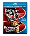 Friday the 13th: Part 3 & 4 [Blu-ray]
