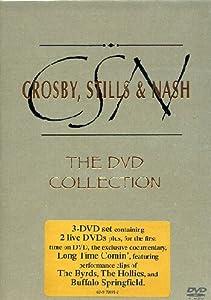 Crosby, Stills & Nash: CSN - The DVDs