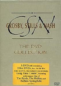 Crosby Still & Nash - Coffret 3 DVD