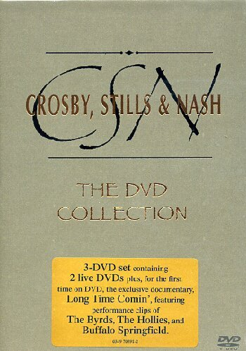Crosby, Stills and Nash: Acoustic/Long Time Comin'/Daylight Again [DVD]
