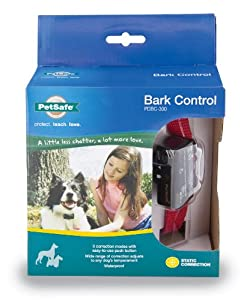 PetSafe Deluxe Bark Control Collar, PDBC-300