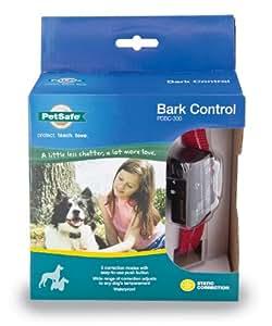 PetSafe Deluxe Bark Control Collar, PDBC-300