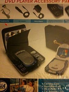 TeenTech DVD Player Accessory Pack