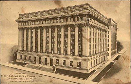 the-northwestern-mutual-life-insurance-company-milwaukee-wisconsin-original-vintage-postcard