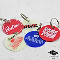 [キャンディデザインワークス]candy design & works fripp original key label CK-12 (2-black)
