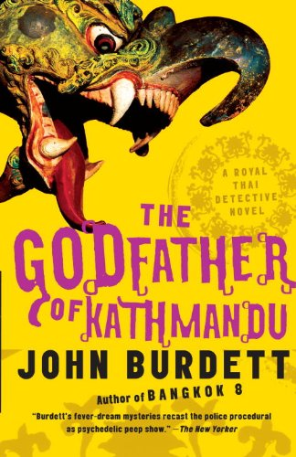 The Godfather of Kathmandu (Vintage Crime/Black Lizard)