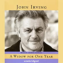 A Widow for One Year | Livre audio Auteur(s) : John Irving Narrateur(s) : George Guidall