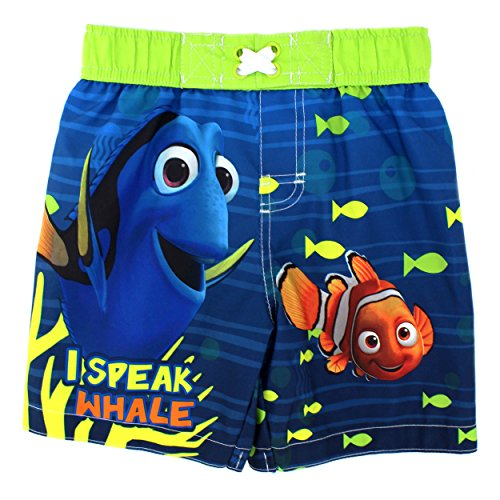 Finding Dory Nemo Boys Swim Trunks Swimwear