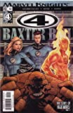 img - for Marvel Knights 4, #12 (Fantastic Four Comic Book) book / textbook / text book