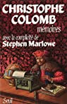 Christophe Colomb, mémoires par Marlowe
