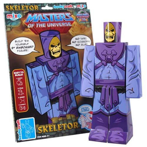"Funko Kookycraft: Skeletor 9"" Paper Craft"