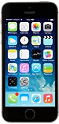 Apple iPhone 5S 64GB (Space Gray) Factory Unlocked GSM