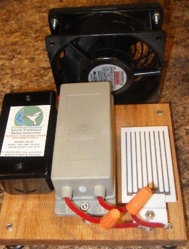 Basic Build Odor Removal Shock Treatment Ozone Generator