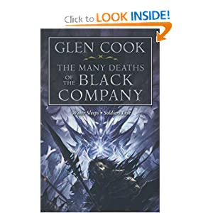 The Many Deaths of the Black Company (Chronicle of the Black Company) by Glen Cook