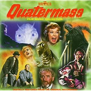 Quatermass Film Music Collection