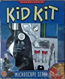 img - for World of the Microscope Kid Kit book / textbook / text book