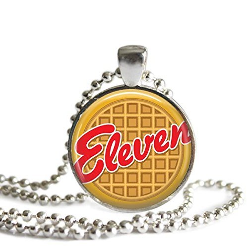 stranger-things-necklace-eleven-eggo-waffle-1-inch-picture-pendant