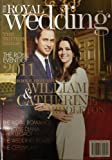 img - for THE BRITISH GUIDE TO THE ROYAL WEDDING ~ EXCLUSIVE COLLECTORS' EDITION ~ MAGAZINE PART 1 book / textbook / text book