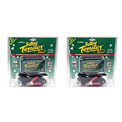 Deltran Battery Tender Plus with True Gel Cell 2-Pack 021-0156(x2)