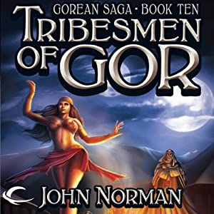 Tribesmen of Gor Audiobook