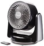 """Ozeri Brezza III Dual Oscillating 10"""" High Velocity Desk and Table Fan"""