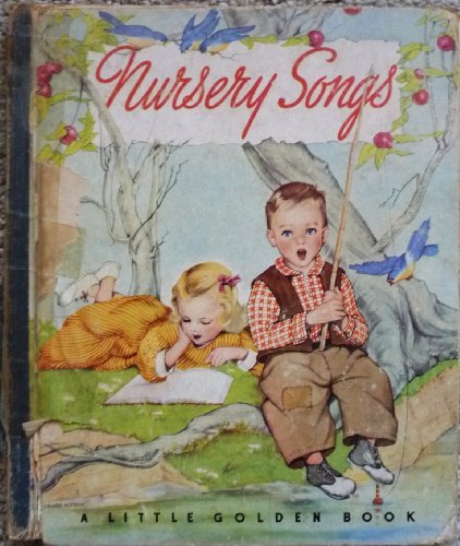 Nursery Songs (1942) (Book)