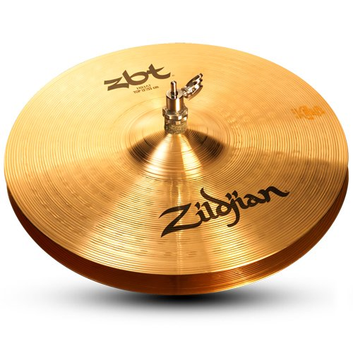 Zildjian Zbt 13-Inch Hi-Hat Cymbals Pair