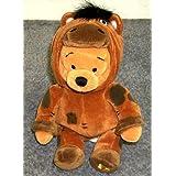 """Disney Winnie The Pooh 8"""" Pooh As A Horse Plush Bean Bag Doll"""