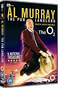 Al Murray The Pub Landlord: Beautiful British Tour Live at the 02 [DVD]