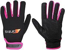 GRAYS G500Gel Guantes Black/Neon Pink