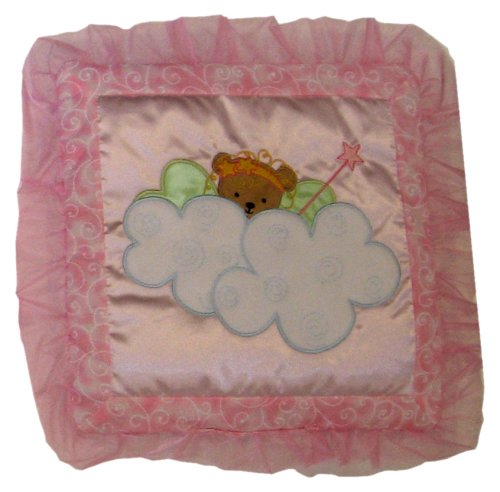 Lambs & Ivy Angel Bear Wall Hanging (Discontinued by Manufacturer)