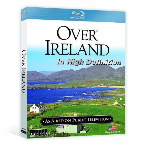 Over Ireland [Blu-ray] by Topics Entertainment
