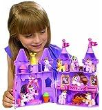 Smoby 105957515002 - Il palazzo di cristallo dell'unicorno Filly