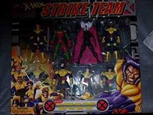 X-men Strike Team Box Set