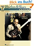 Rhythm & Blues Guitar Tab Book/Cd