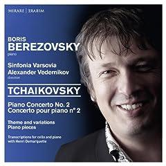 �`���C�R�t�X�L�[ : �s�A�m���t�� ��2�� �� (Tchaikovsky : Piano Concerto No.2 / Boris Berezovsky) [�A���]