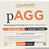 PAGG Stack Supplement System - One Month Supply as specified in 4 Hour Body