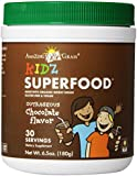 Amazing Grass Kidz Superfood Powder, Chocolate, 6.5-Ounce Container