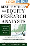 Best Practices for Equity Research An...