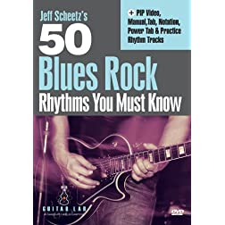 50 Blues Rock Rhythms You Must Know