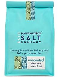 Minera San Francisco Salt Company Dead Sea Mineral Salt, 1.75 Pound