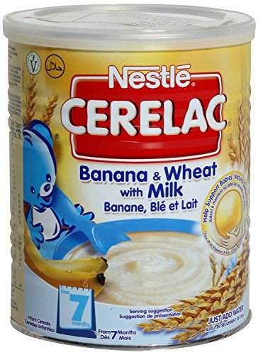 Nestle Cerelac Banana 400g (Europe) - 1