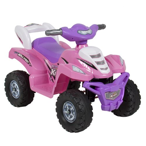 Buy Discount Best Choice Products® Kids Ride On ATV 6V Toy Quad Battery Power Electric 4 Wheel Powe...