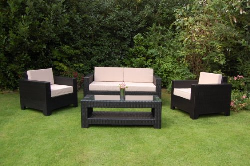 ELB Outdoor Fort Myers Conversation Sofa Set picture