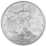 2008 - 1 oz American Silver Eagle .999 Fine Silver Dollar Uncirculated US Mint