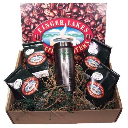 Finger Lakes Coffee Roasters Executive Gift Collection