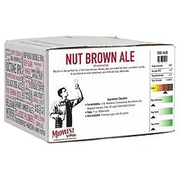 Nut Brown Ale 20 minute boil kit