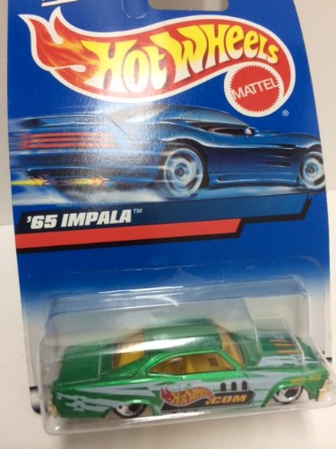 Hot Wheels 65 Impala